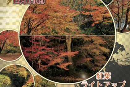 花貫渓谷紅葉まつり